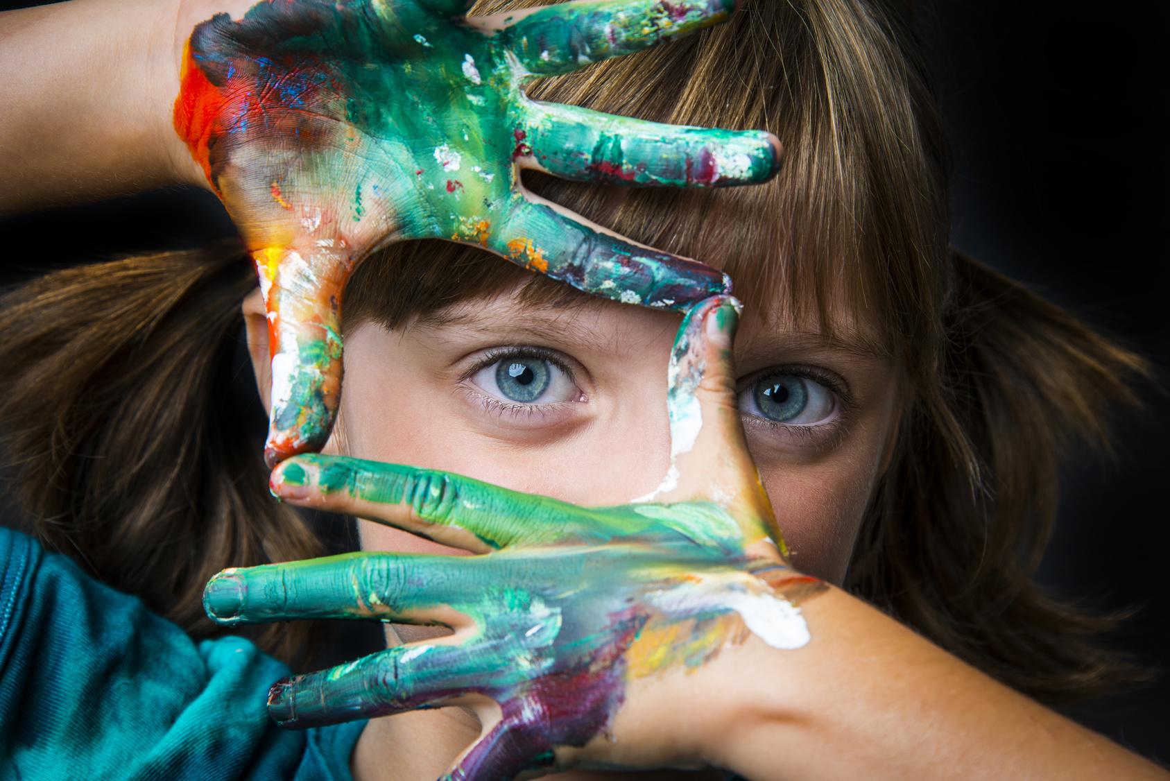 schulkind wasserfarben sudbury lernen schule