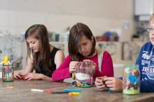 Waldorfschule Waldorfkindergarten Schüler kreativ