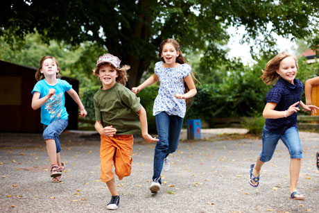 Fett, faul, dumm: Unsere Kinder haben zu wenig Bewegung